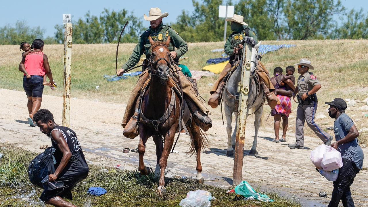 ABD sınırında atlı ekip uygulaması kaldırıldı