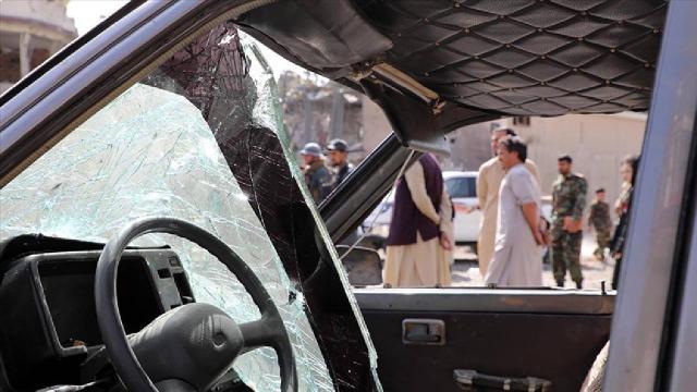 Afganistandaki cami saldırısını DEAŞ üstlendi