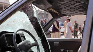 Taliban aracına saldırı: 3 kişi öldü