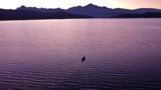 Osmaniyeli balıkçıların mesaisi güneş doğmadan başlıyor