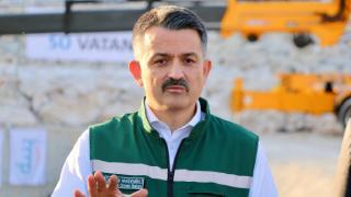 Bakan Pakdemirli: Gökpınar Barajı bölge ekonomisine 75 milyon lira katkı sağlayacak