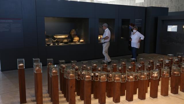 Troya Müzesi iki yıldır Avrupadan alınan ödüllerin gururunu yaşıyor