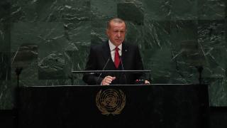 Cumhurbaşkanı Erdoğan BM Genel Kurulu'na katılmak üzere ABD'ye gidiyor
