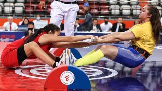 Dünya Mas Güreşi Şampiyonası'nın ikinci ayağı İstanbul'da başladı