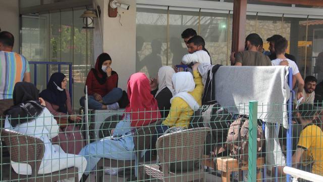 Datçada 48 düzensiz göçmen yakalandı