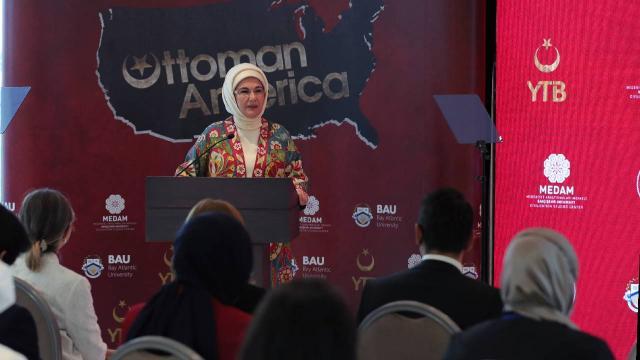 Emine Erdoğan: Göç tarihini bilmek insanlar arasındaki empatiyi artıracak