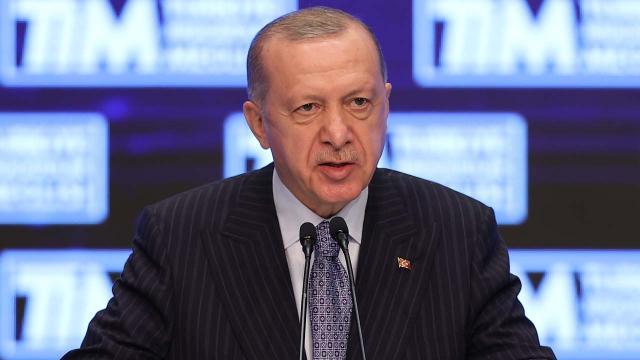 Cumhurbaşkanı Erdoğan: Türkiye dünya ihracatında kritik eşiği yakaladı
