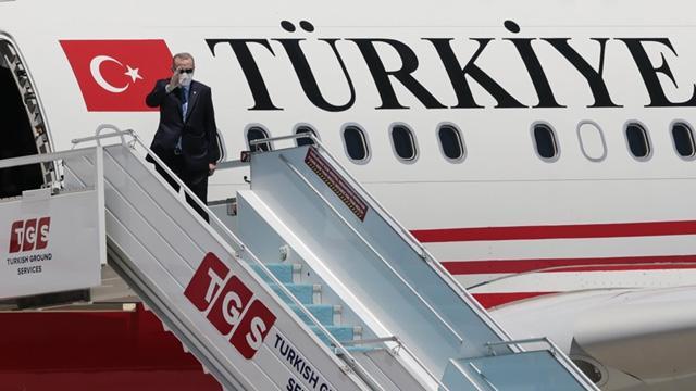 Cumhurbaşkanı Erdoğan ABDye gidecek
