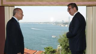 Sırbistan Cumhurbaşkanı: Türkiye bölgede büyük bir güç