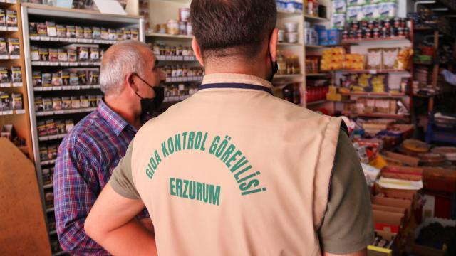 Gıda üretim ve satışı yapan iş yerleri denetleniyor