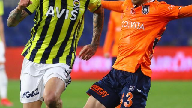 Fenerbahçe ile Başakşehir 27. randevuda