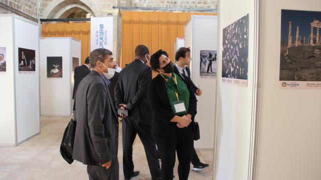 "Malatyada ""Foto Akademi"" sergisi açıldı"