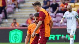 Galatasaray'ın bu sezonki ilk yenilgisi