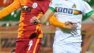 Galatasaray ile Alanyaspor 11. randevuda