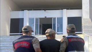 """Iğdır'da """"cinayet"""" ve """"yağma""""dan hükümlü 2 kişi yakalandı"""