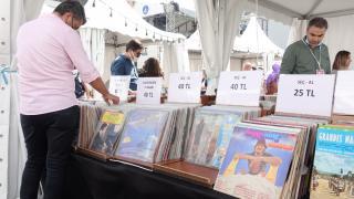 Şişli Plak Festivali müzikseverlerle buluştu
