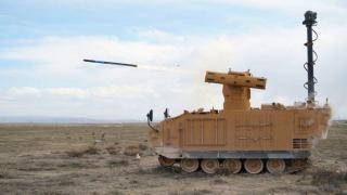 Tank avcısı milli füzeler aynı platformdan ateşlenebilecek