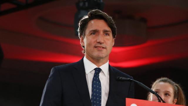 Kanadada genel seçimler: Galip Başbakan Trudeau