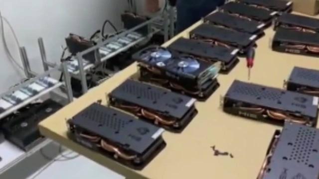 İstanbulda kripto para operasyonu: 73 cihaz ele geçirildi