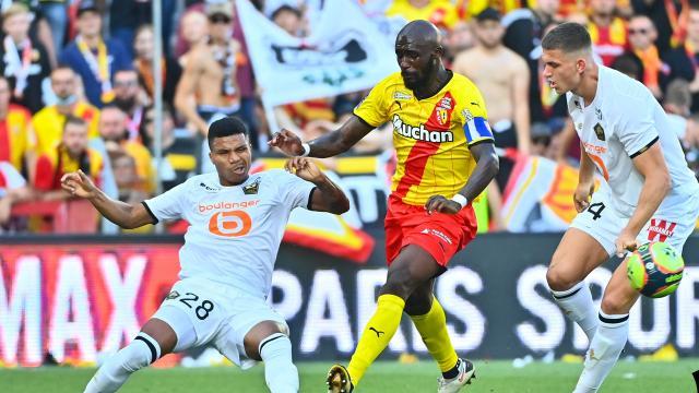 Ligue 1de Lens, Lillei tek golle geçti