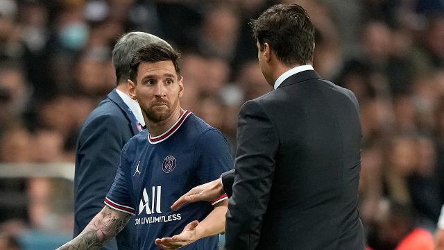 Messinin PSG kariyeri kötü başladı