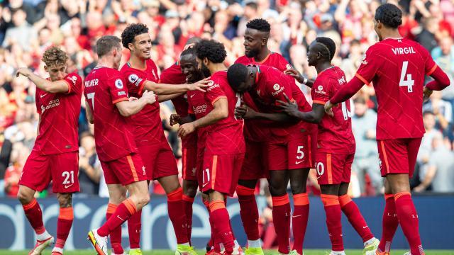 Liverpool Crystal Palaceı 3 golle geçti