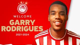 Olympiakos Garry Rodrigues'i transfer etti
