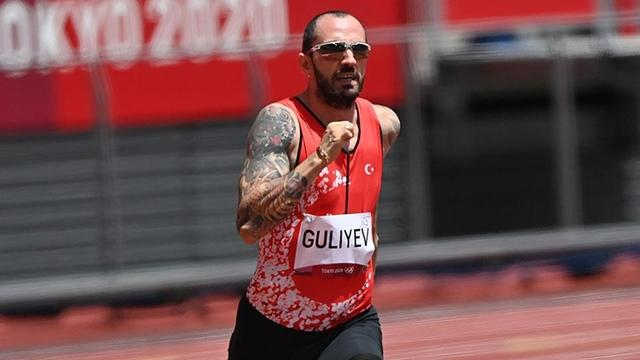Ramil Guliyev Kenyada dördüncü oldu