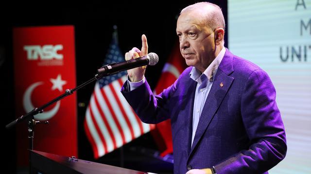 Cumhurbaşkanı Erdoğan: İslam düşmanlığı barışı tehdit eden yıkıcı bir akıma dönüşmüştür