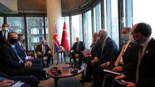 Cumhurbaşkanı Erdoğan'ın ABD temasları