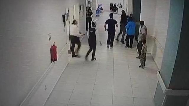 Ispartada doktora saldıran kişi tutuklandı