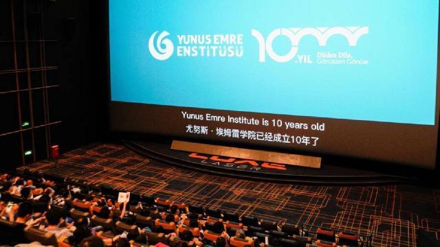 Şanghayda alkışlar Türk sinemasına
