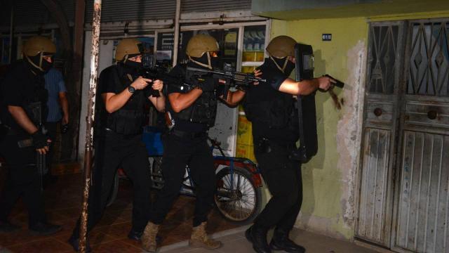 2 ilde PKK/KCK operasyonu: 9 gözaltı