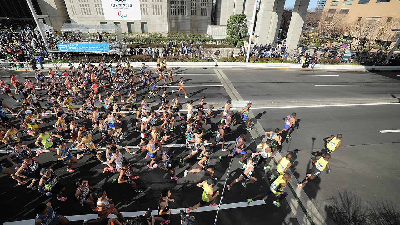 Tokyo Maratonu'na koronavirüs engeli