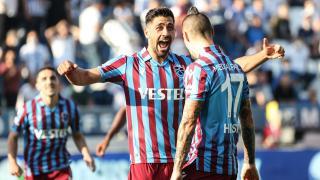 Bakasetas attı Trabzonspor kazandı