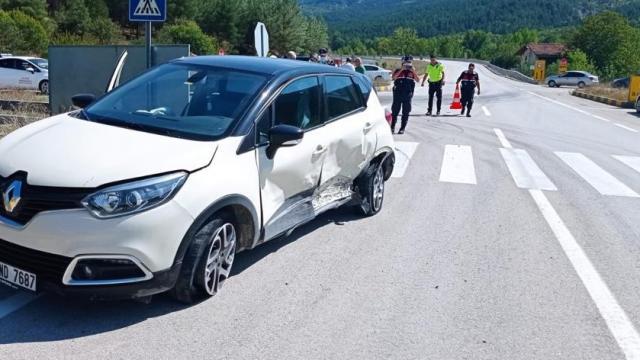 2021in ilk 7 ayında maddi hasarlı trafik kazaları 123 bini aştı