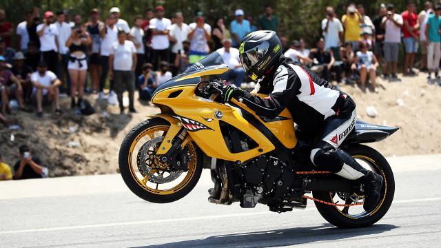 Türkiye Motodrag Şampiyonası hafta sonu Antalyada düzenlenecek