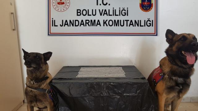 Uyuşturucuyla yakalanan yabancı uyruklu şahıs tutuklandı