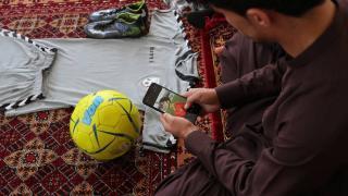 ABD uçağından düşen Afgan milli futbolcunun ailesi pilotların yargılanmasını istiyor