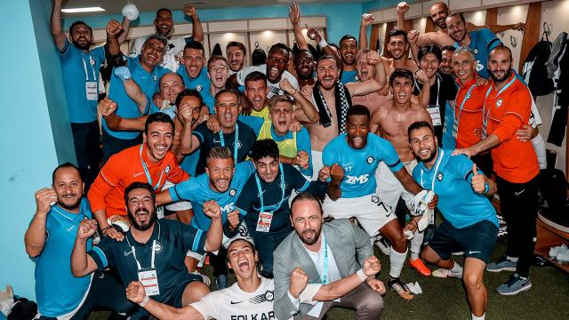 Altay Süper Lige müthiş döndü