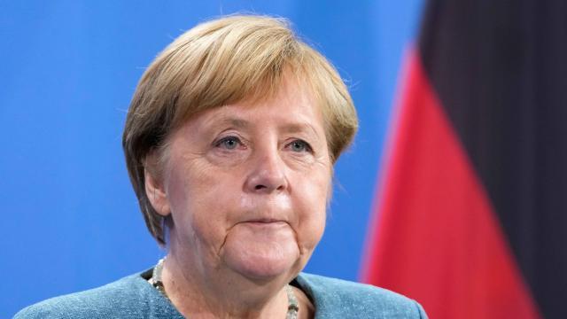 Almanya Başbakanı Merkel İsrailde