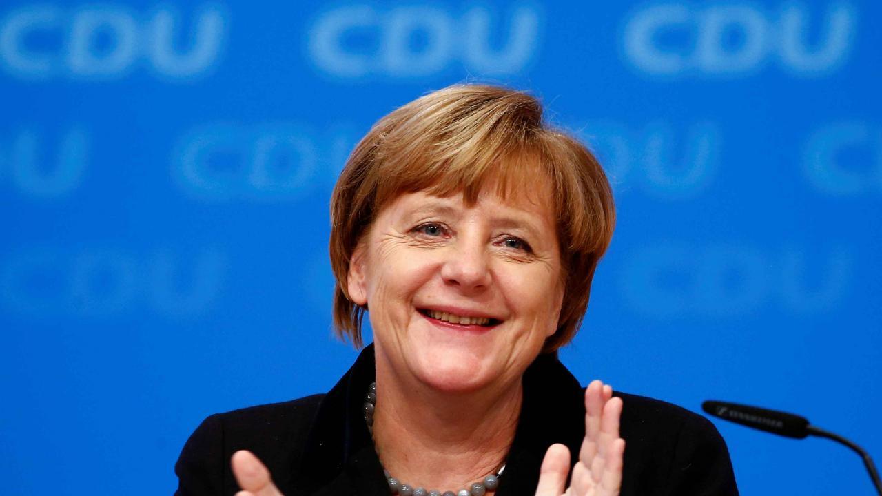 Almanya'nın ilk kadın şansölyesi: Angela Merkel