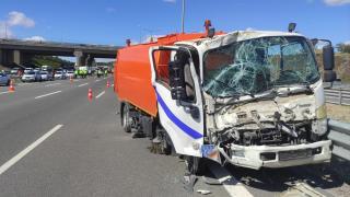 Ankara çevre yolunda yaşanan trafik kazası can aldı
