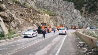 Artvin-Yusufeli yolu yeniden ulaşıma açıldı