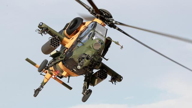Irakın kuzeyinde 5 terörist etkisiz hale getirildi