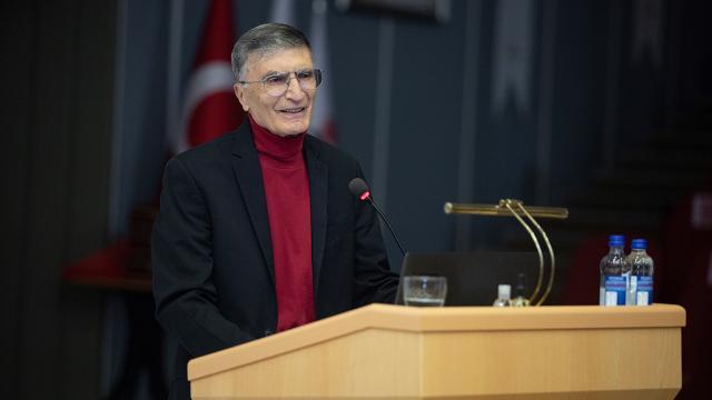 Nobel ödüllü bilim insanı Aziz Sancar yeni araştırmasını açıkladı