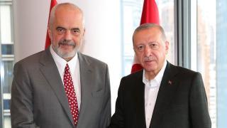 Cumhurbaşkanı Erdoğan'ın ABD'deki temasları sürüyor