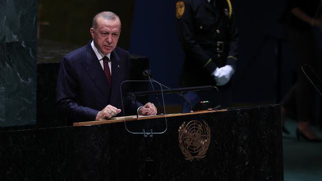 Ersin Tatar: Cumhurbaşkanı Erdoğan bizim sesimiz ve gücümüz