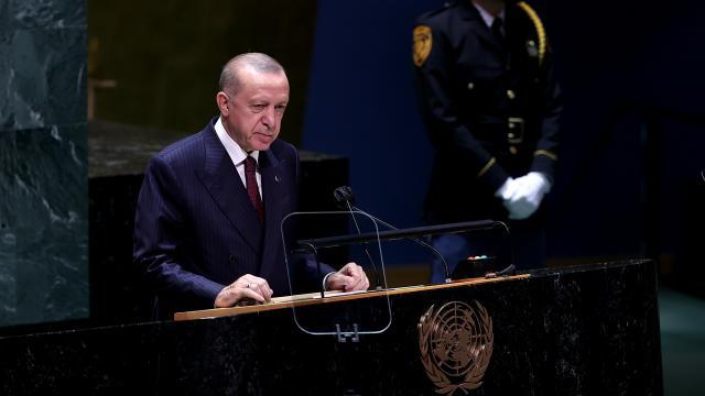 Erdoğan BMde konuştu: Paris İklim Anlaşmasını onaylayacağız