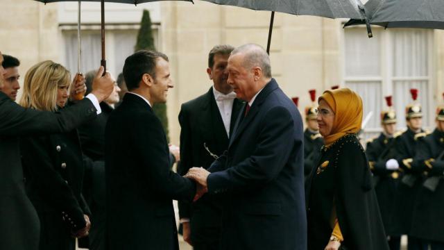 AUKUS krizi Ankara-Paris diyaloğunu artırabilir